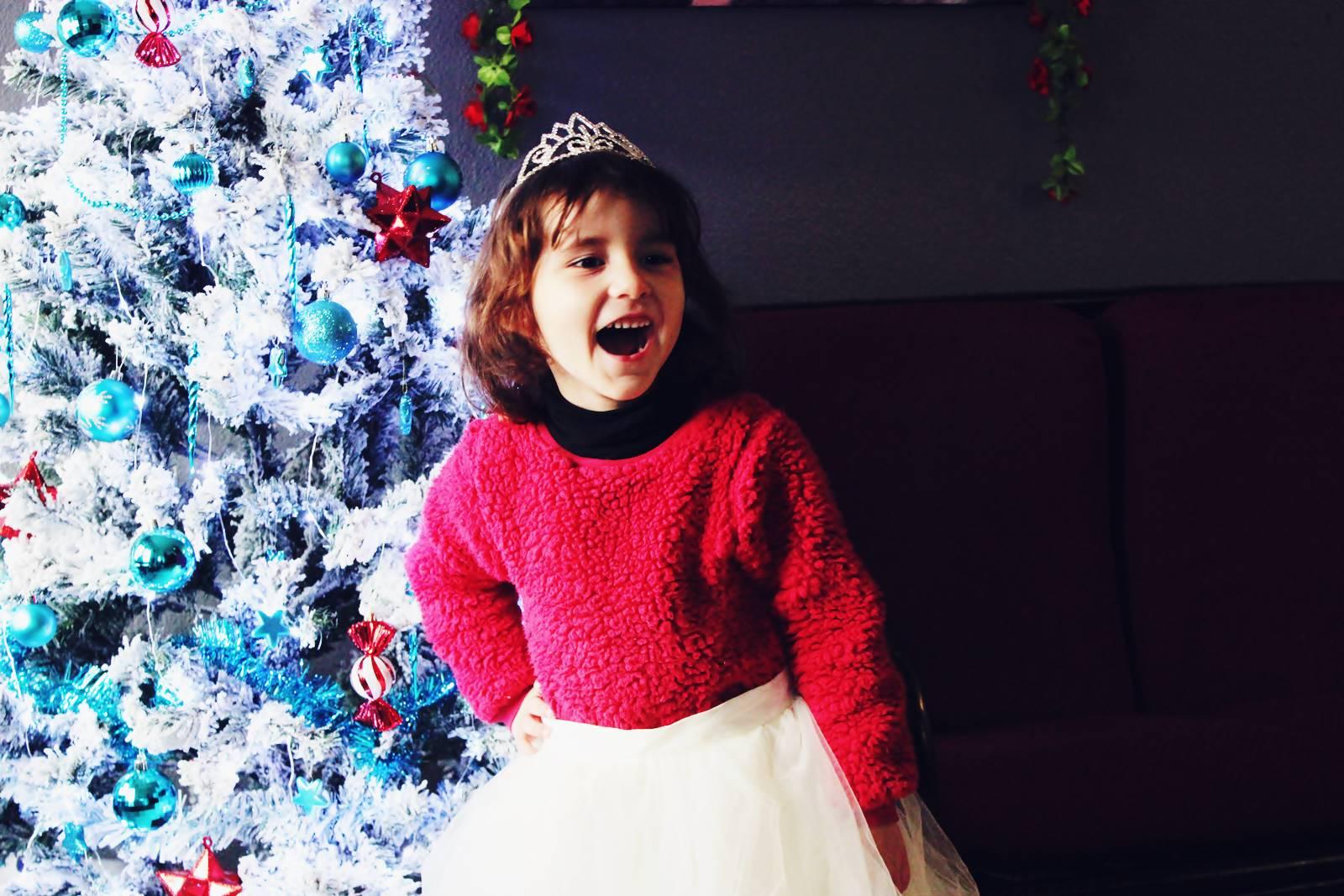 Princesse blog jupon sapin enfant 10