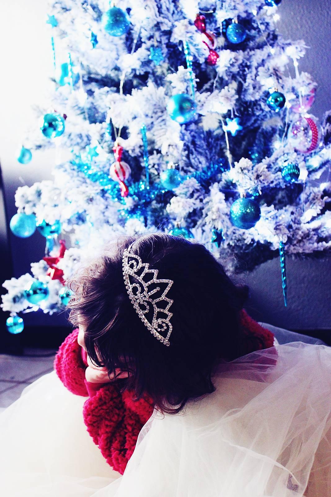 Princesse blog jupon sapin enfant 11