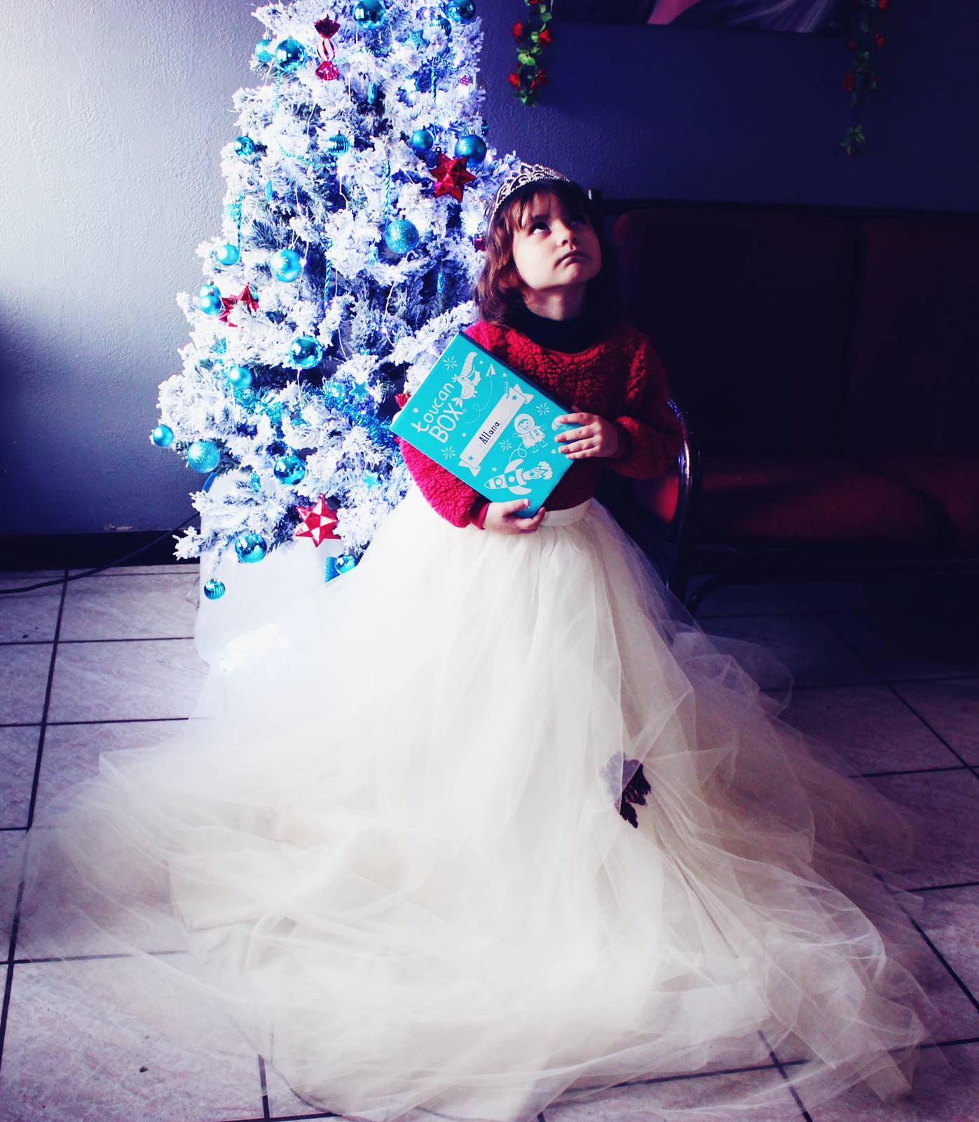 Princesse blog jupon sapin enfant 12
