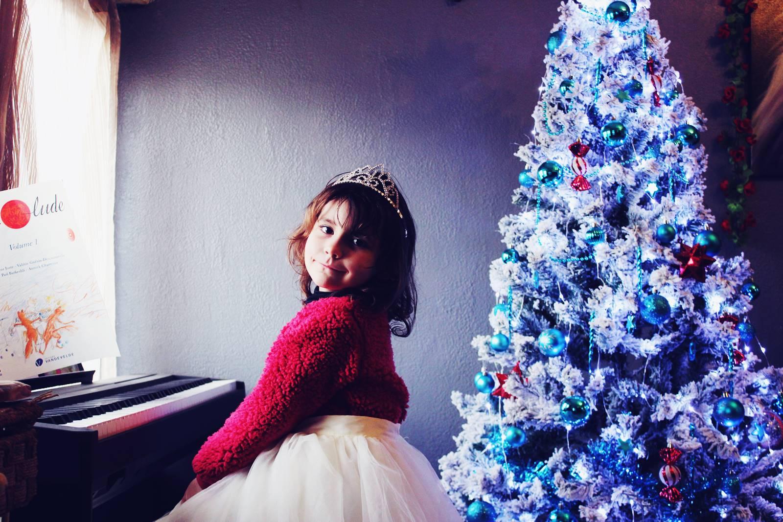 Princesse blog jupon sapin enfant 16