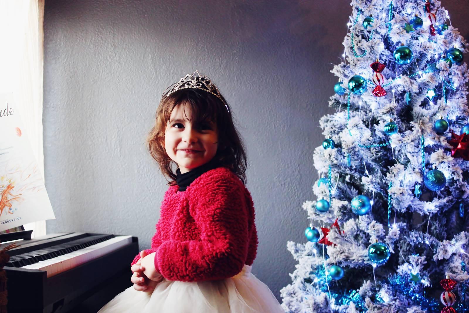 Princesse blog jupon sapin enfant 17