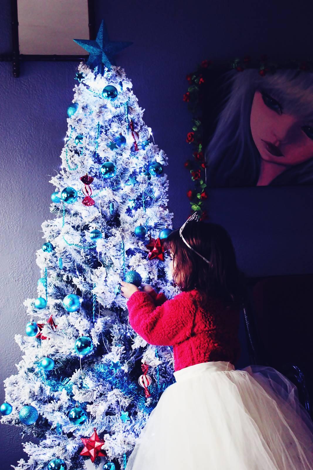 Princesse blog jupon sapin enfant 6