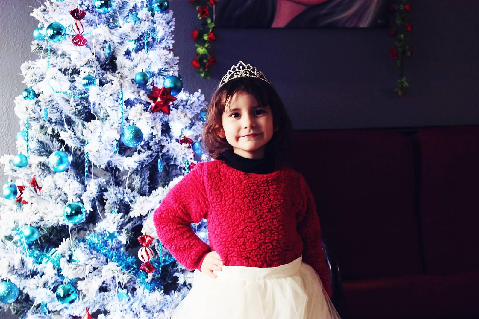 Princesse blog jupon sapin enfant 7