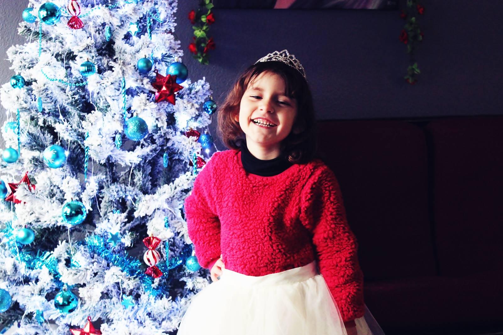 Princesse blog jupon sapin enfant 8