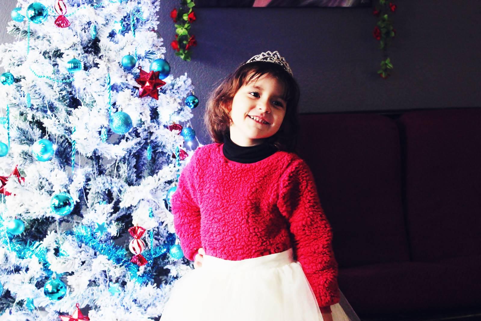 Princesse blog jupon sapin enfant 9