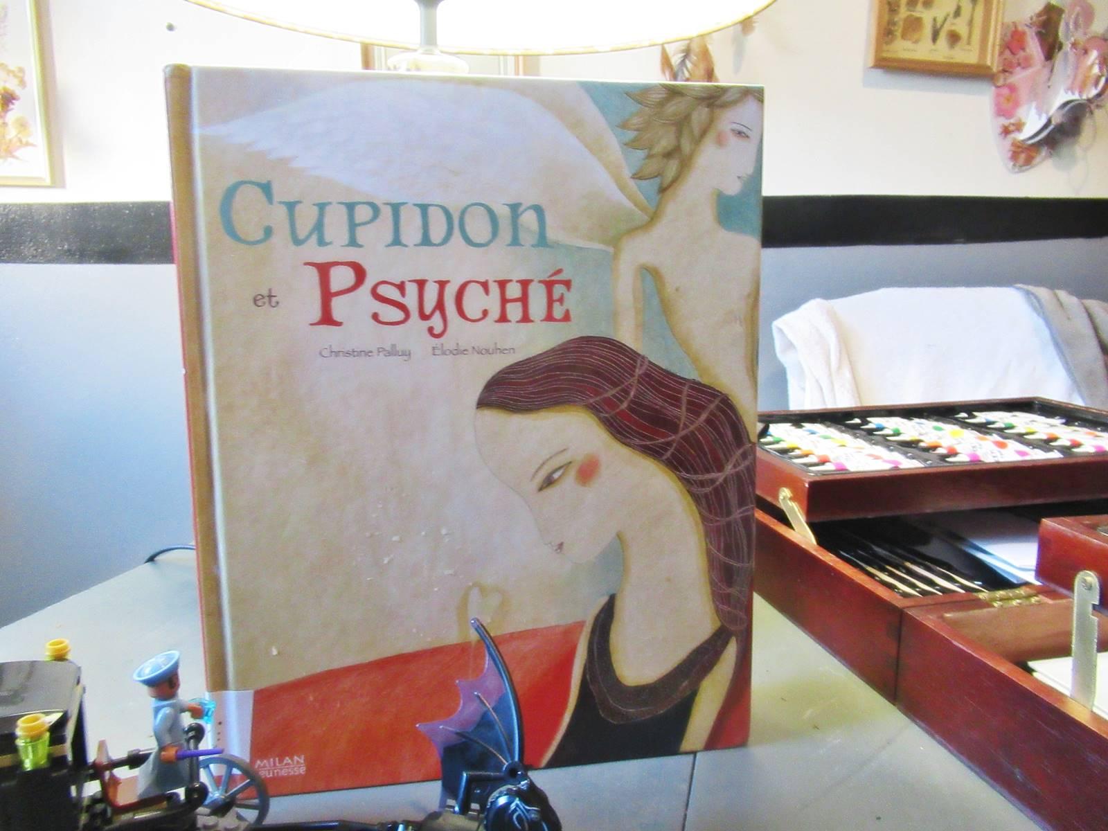 Psyche et cupidon livre milan jeunesse 2