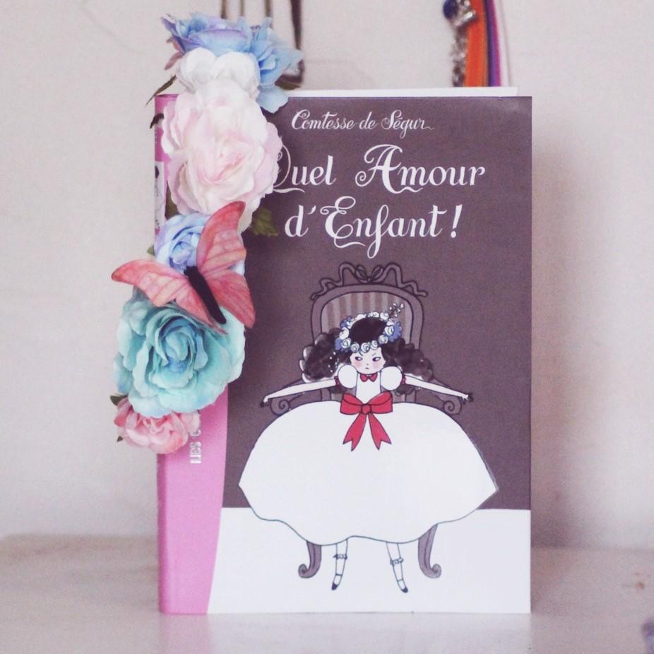 Quel amour d enfant comtesse de segur blog