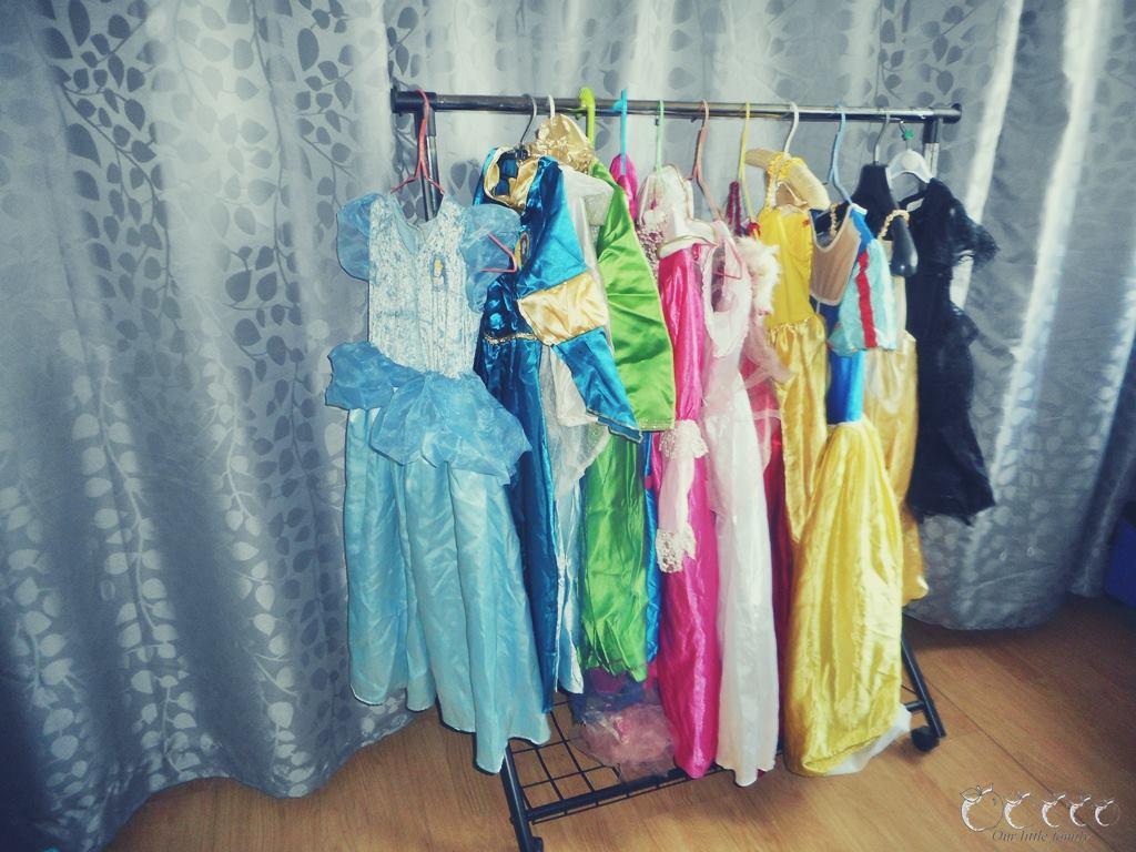 Robes disney ble
