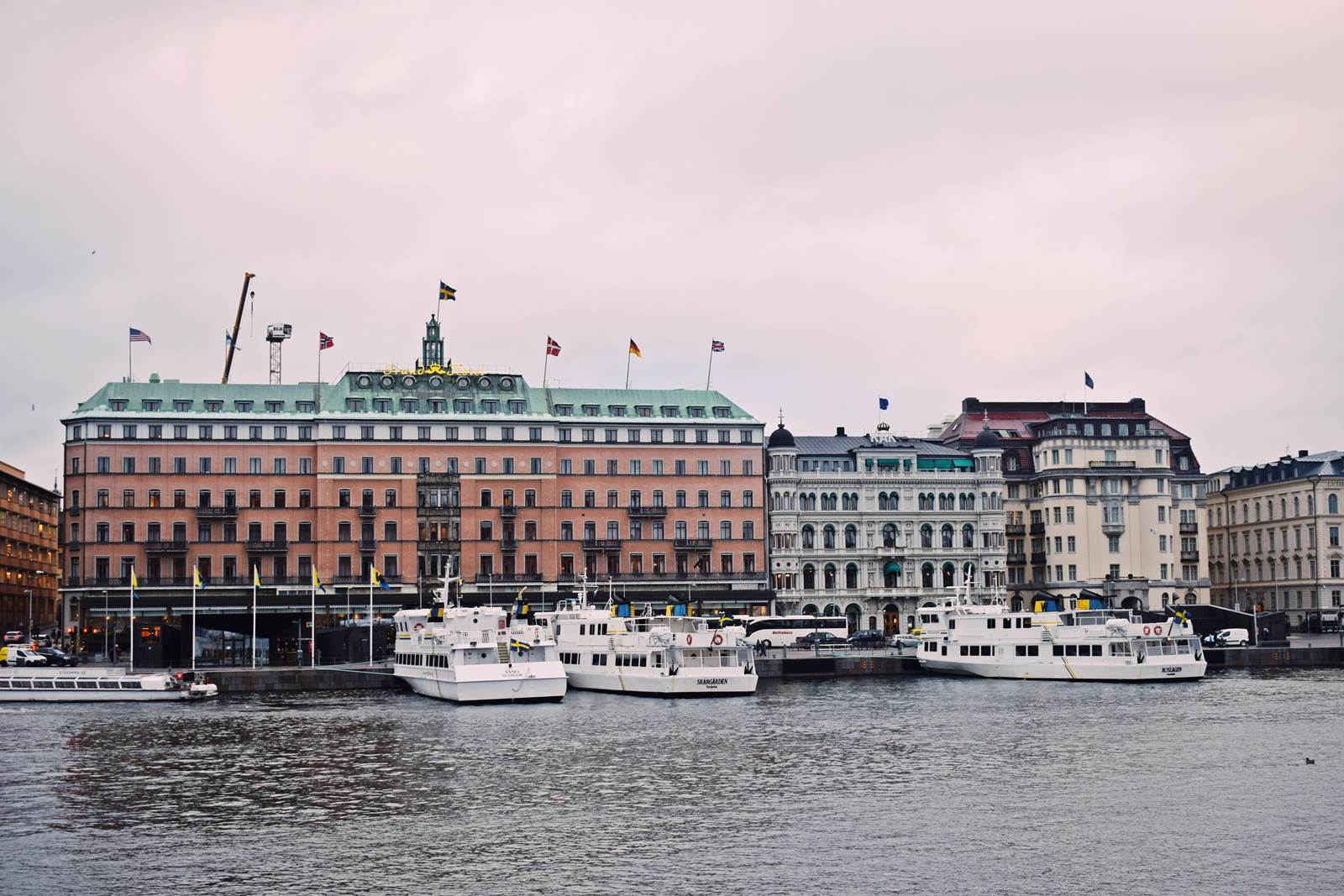 Stockholm 7 blog