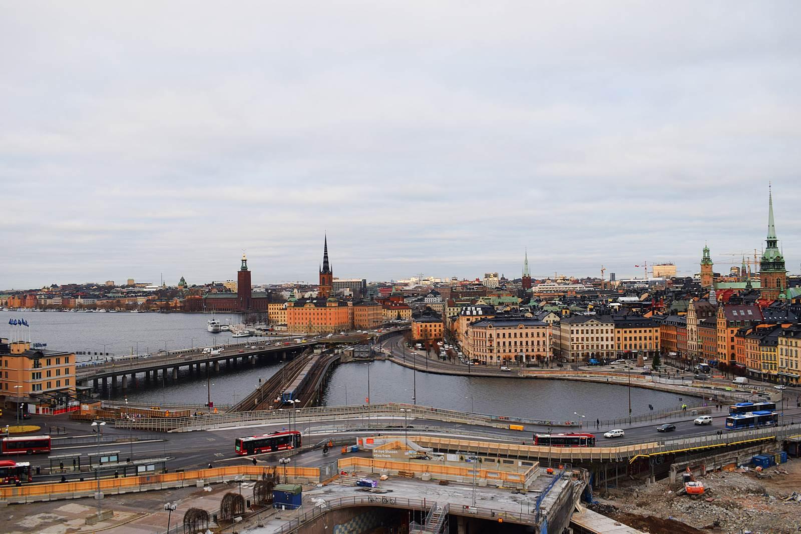 Stockholm blog 9