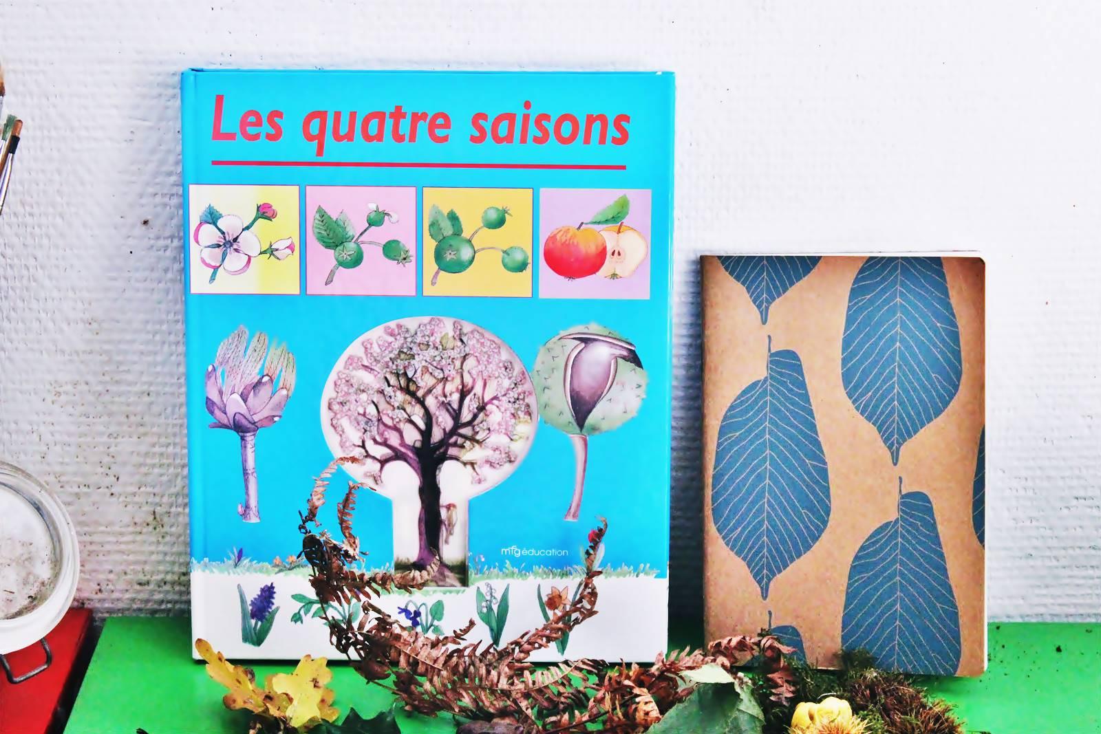 Table des saisons steiner waldorf ief homescooling ecole maison automne 4