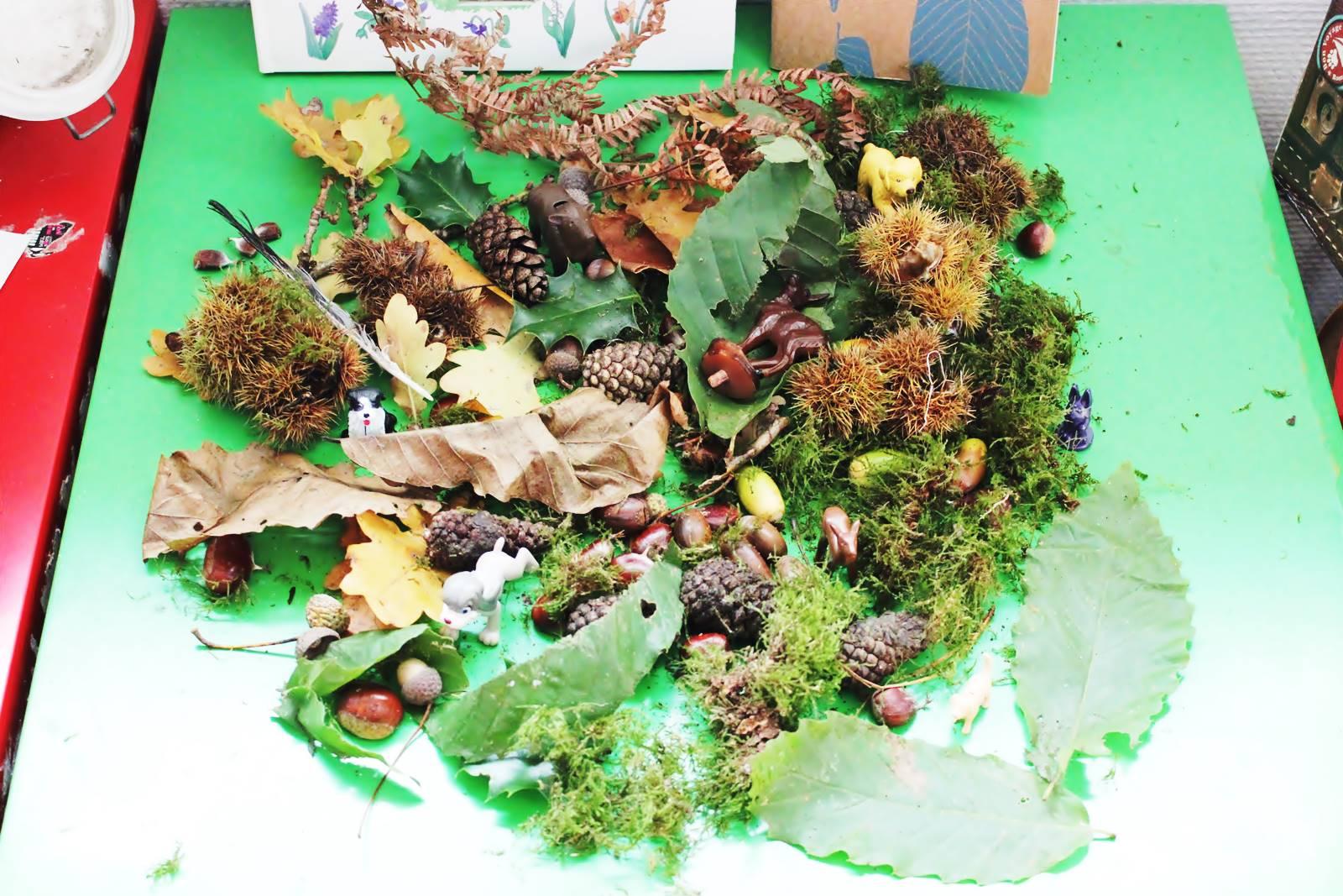 Table des saisons steiner waldorf ief homescooling ecole maison automne 5
