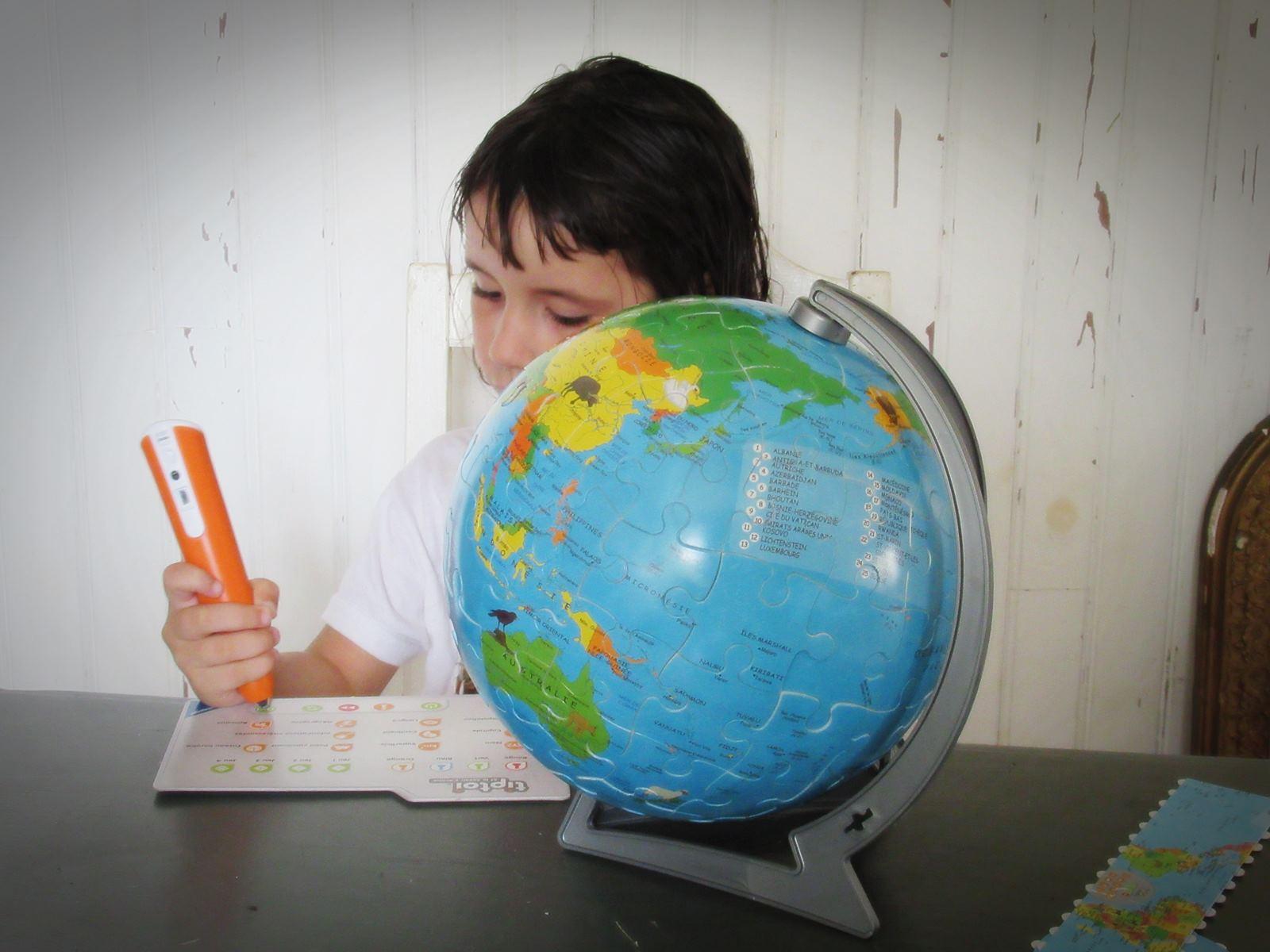 Tip toi globe avis teste 1
