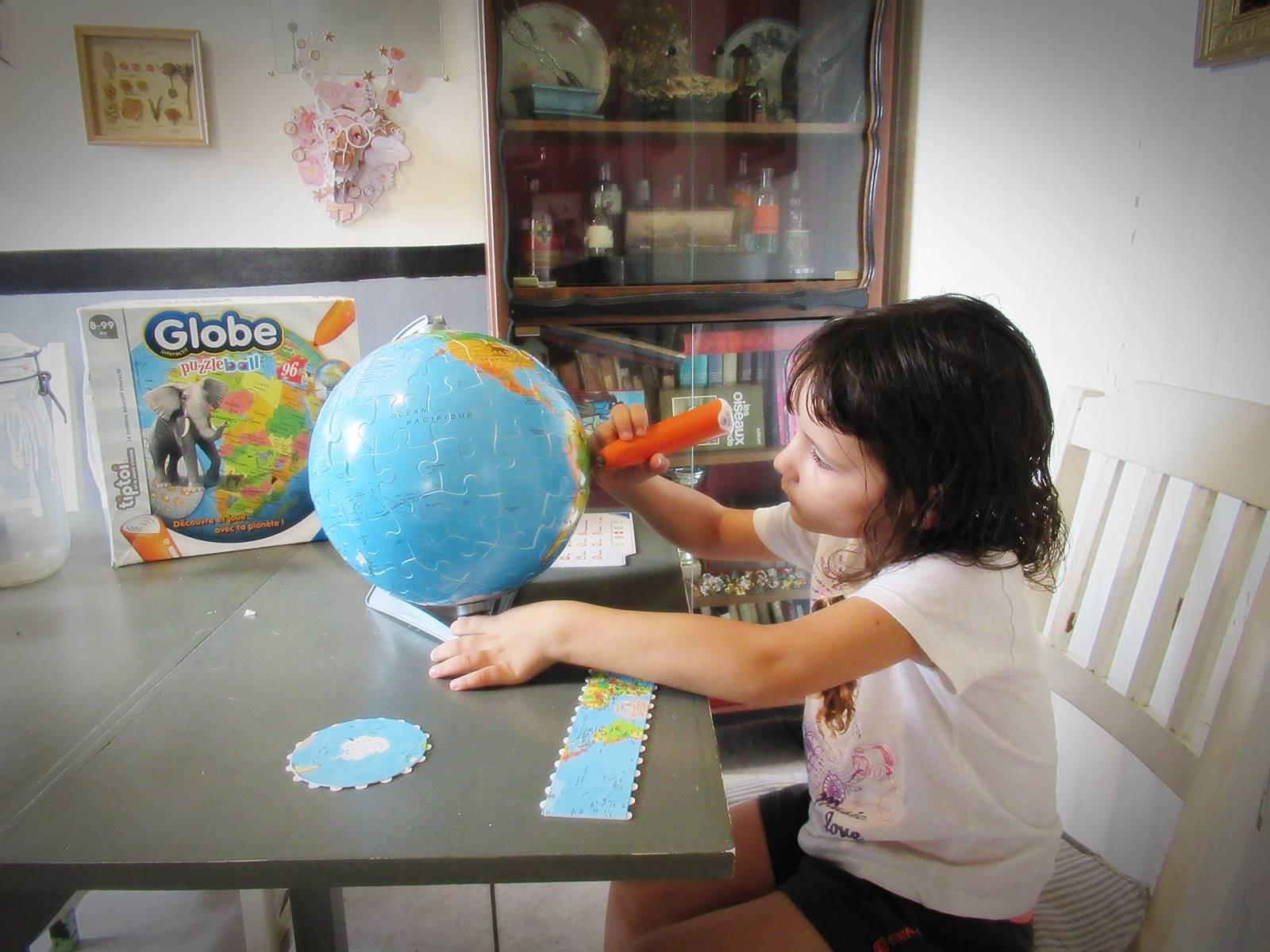 Tip toi globe avis teste 2