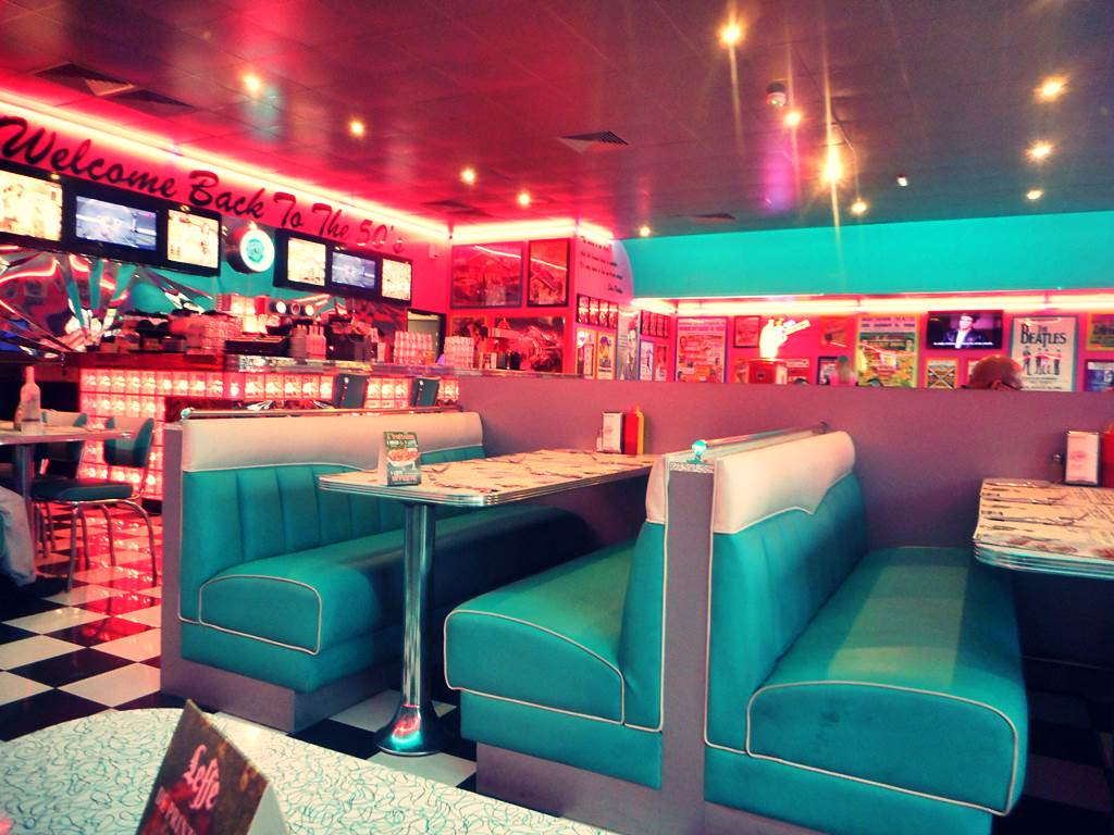 Tommy s diner cafe angers