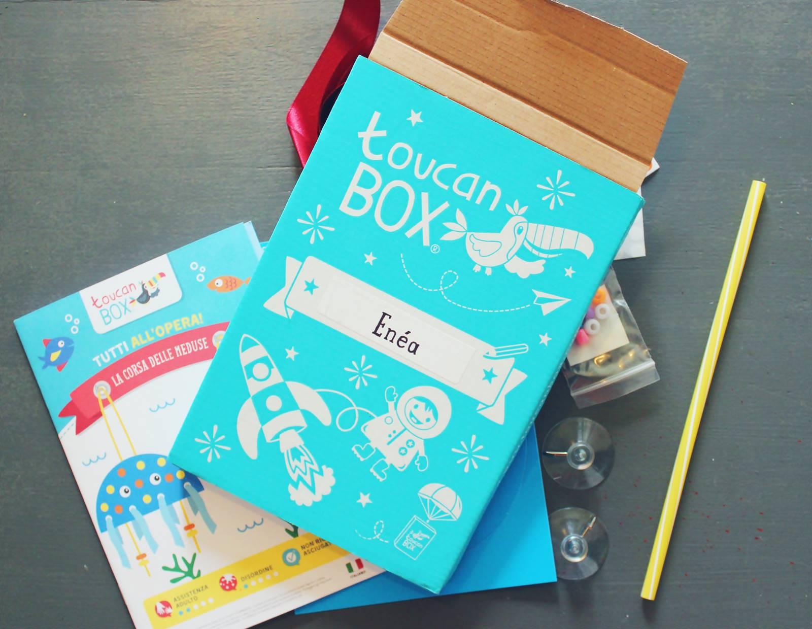 Toucan box gratuite 2
