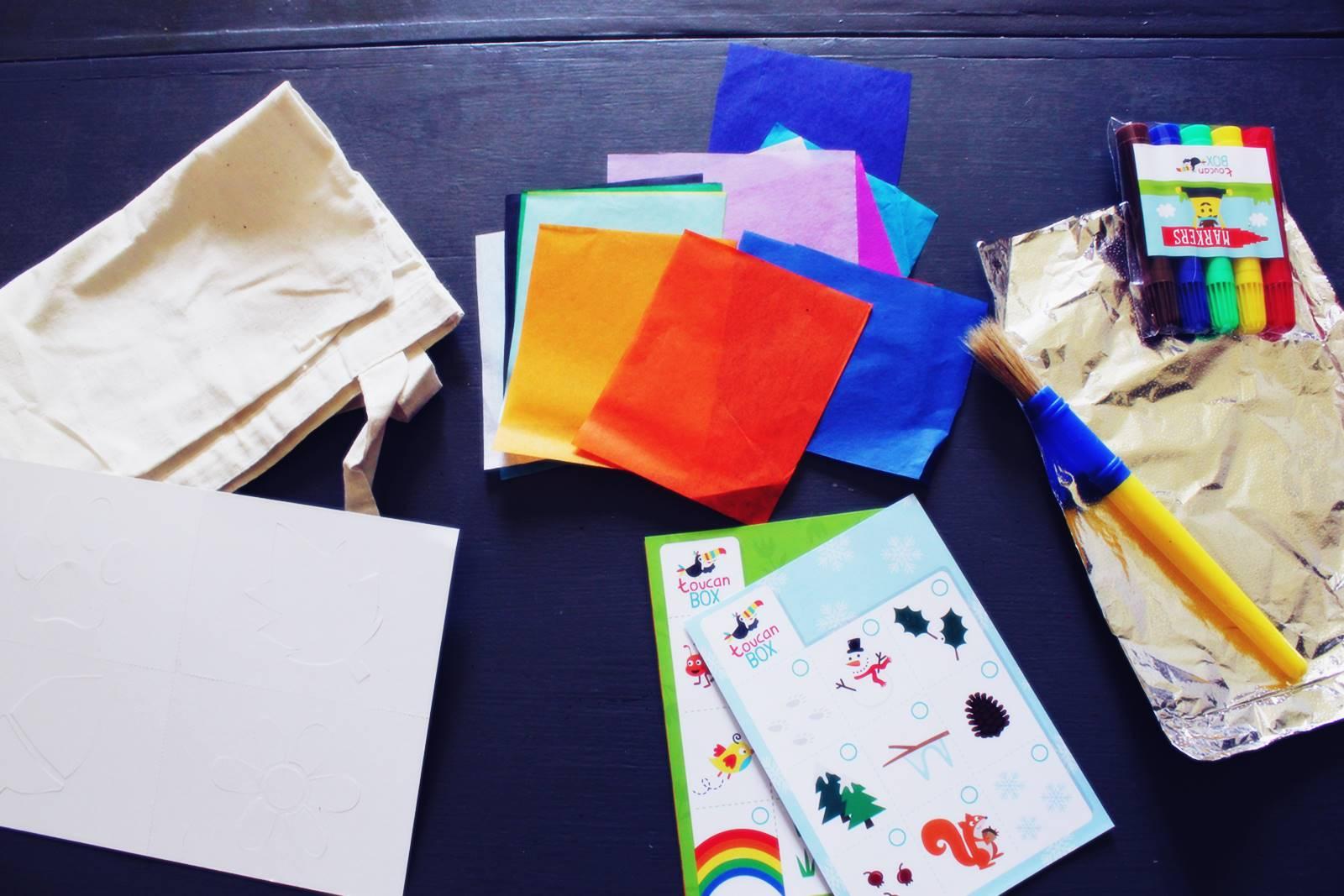 Toucan box zero dechet sac gratuite