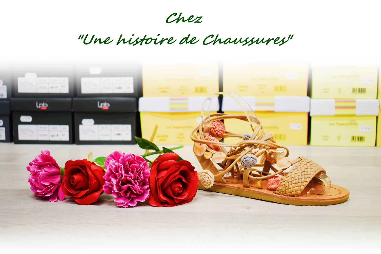Une histoire de chaussures blain 1 blog