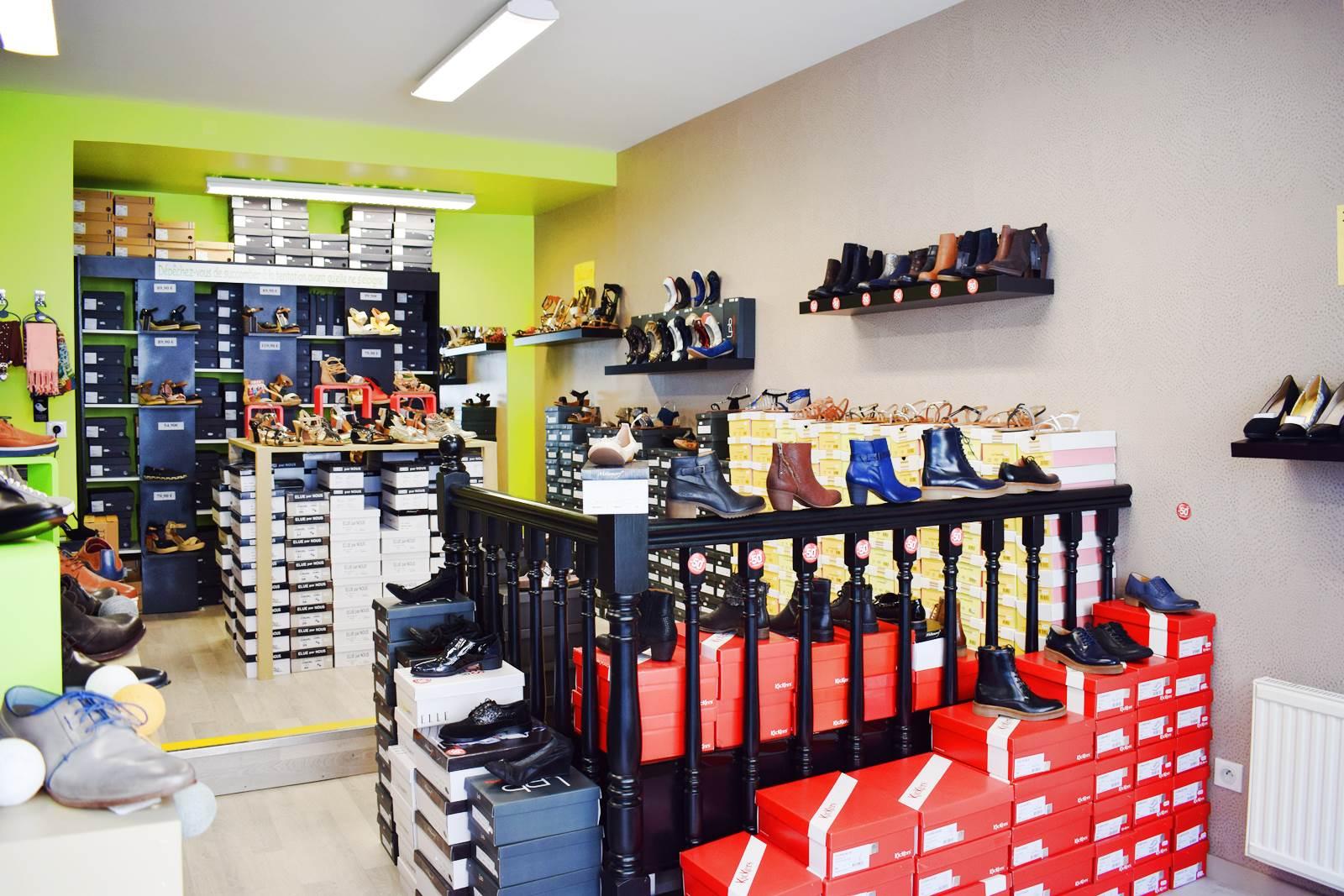 Une histoire de chaussures blain 37 blog