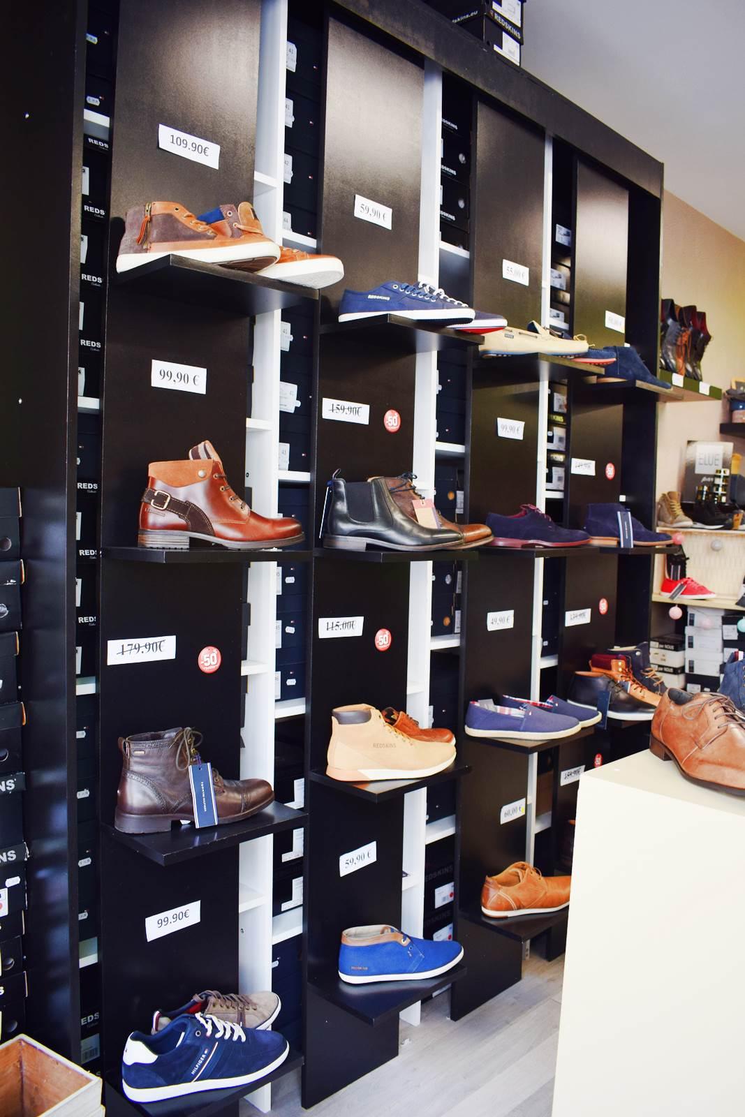 Une histoire de chaussures blain 38 blog