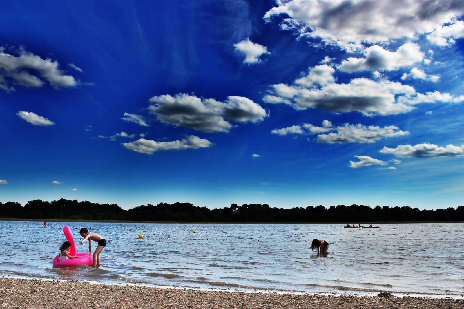 Vioreau plage joue sur erdre loire atlantique 4