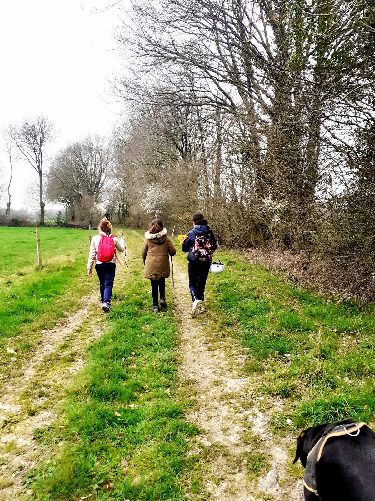 15km randonnee chateaubriant20210321 175816