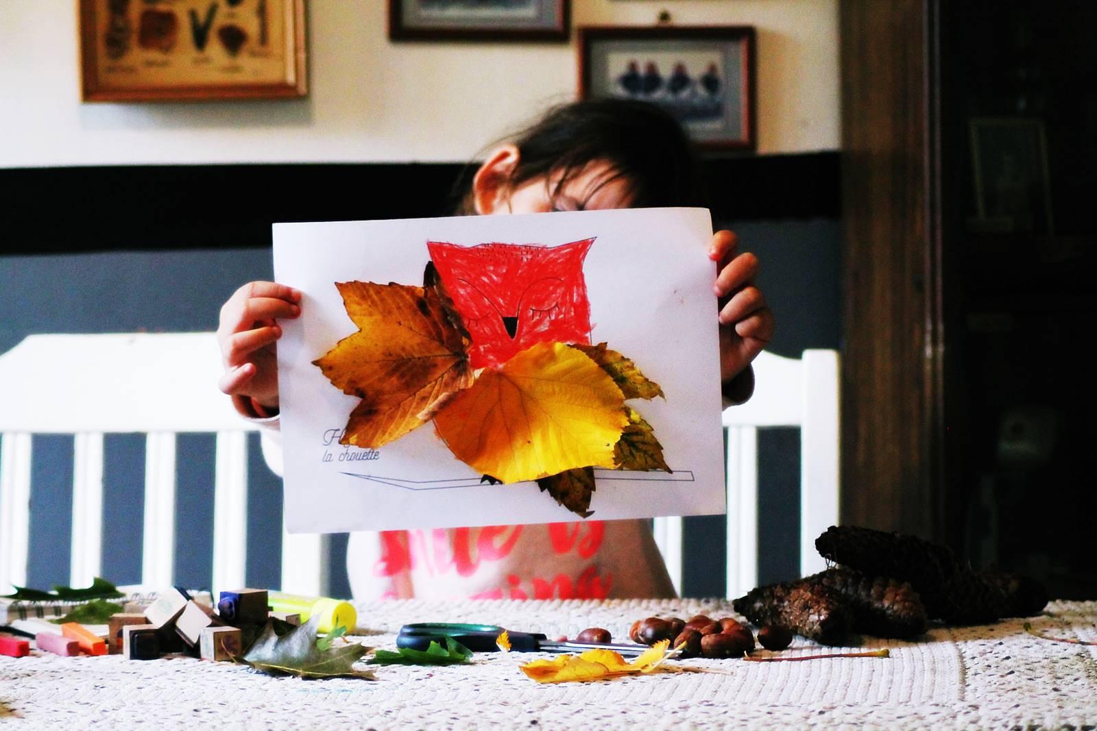 Activites automne enfant ief 4