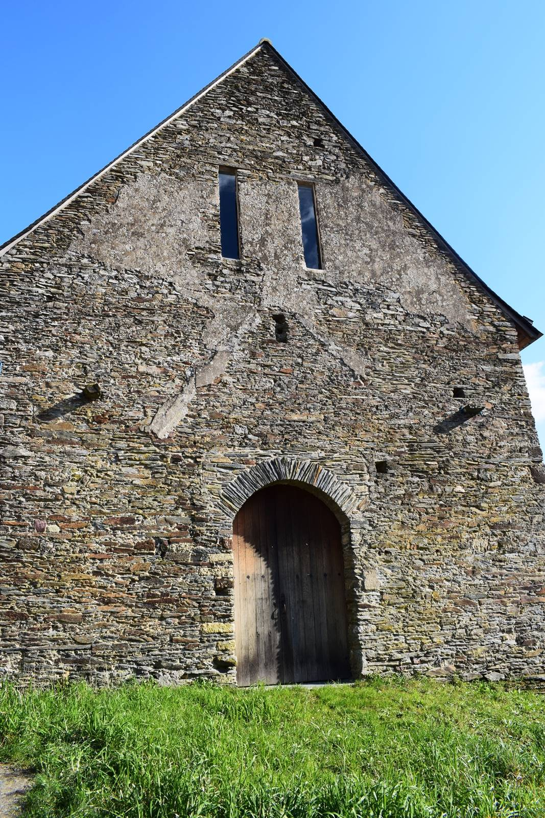 Ancienne eglise du vieux bourg de nozay geocaching