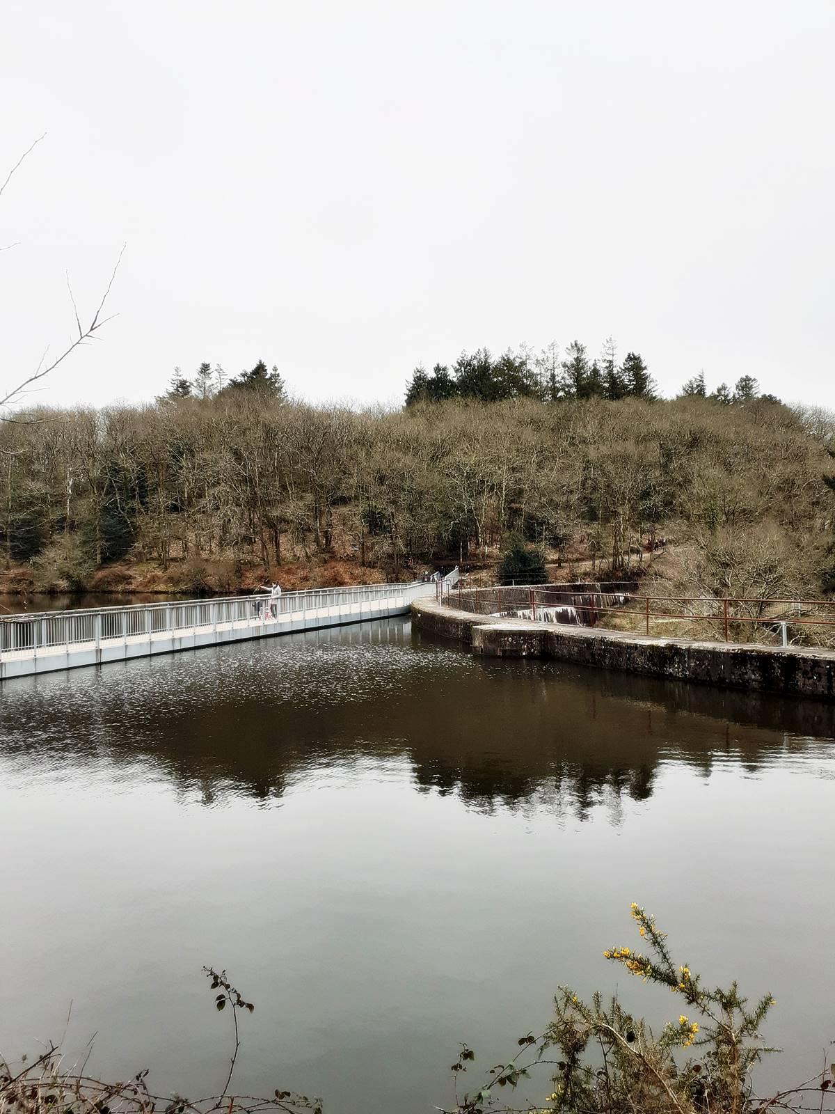 Blog lac de savenay randonnee20210221 150959