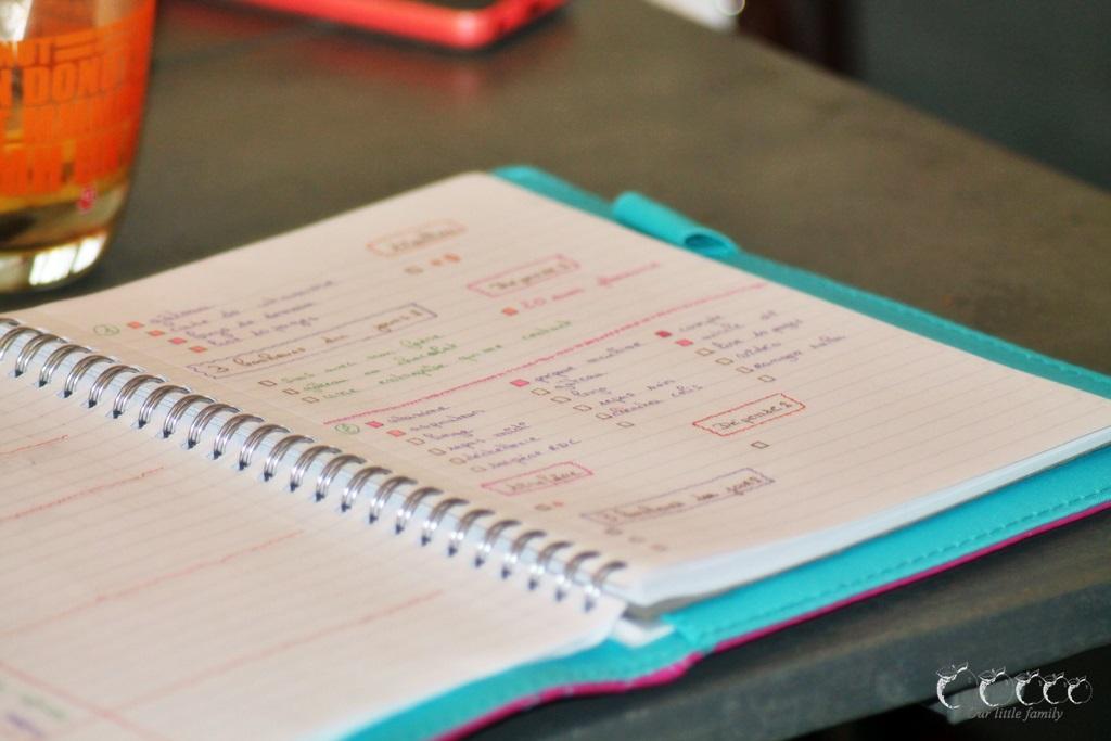 Bullet journal 3