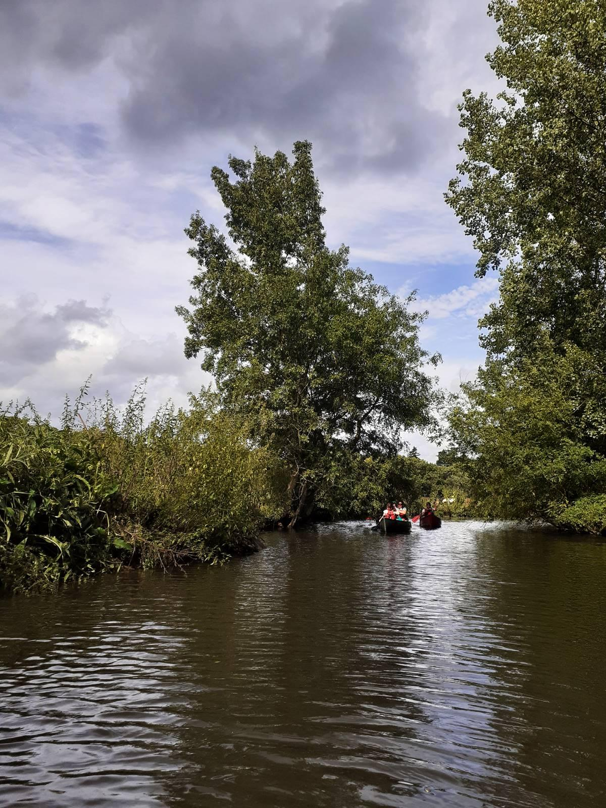 Canoe nort sur erdre loire atlantique20200822 170317