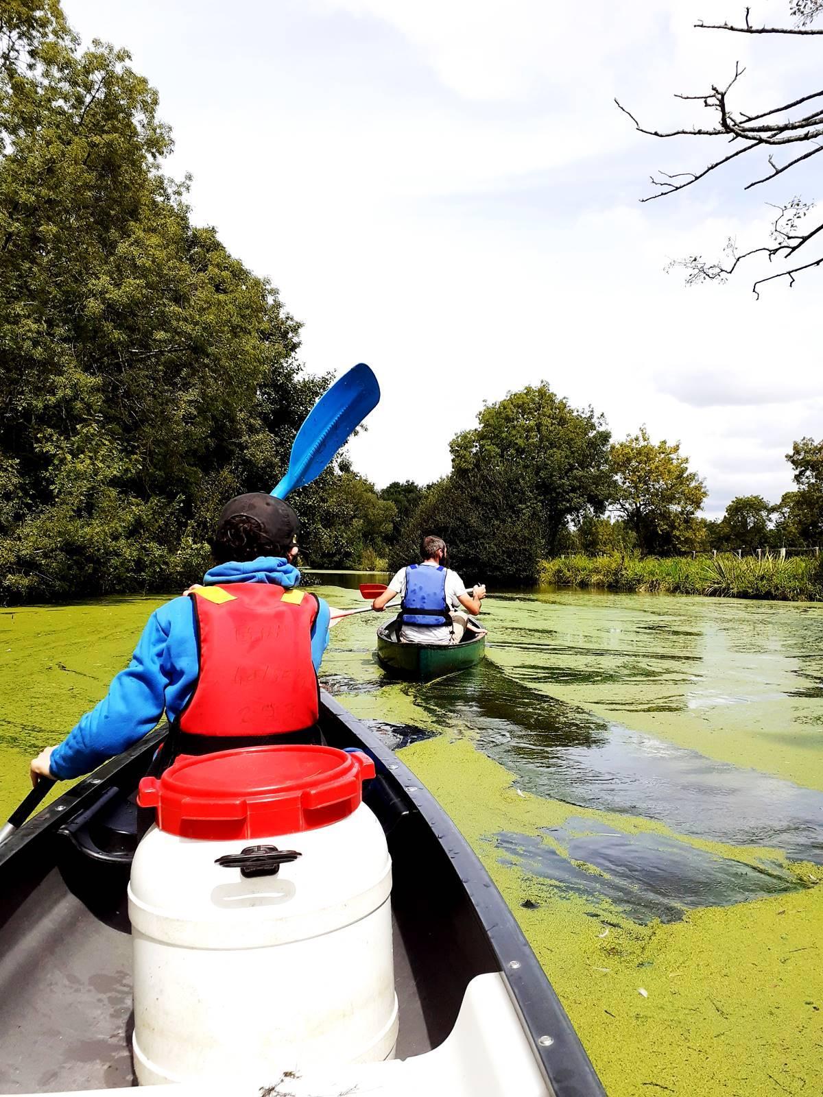 Canoe nort sur erdre loire atlantique20200822 184005