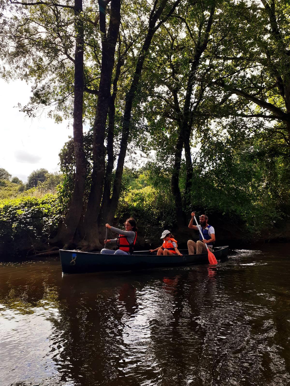 Canoe nort sur erdre loire atlantique20200822 184147