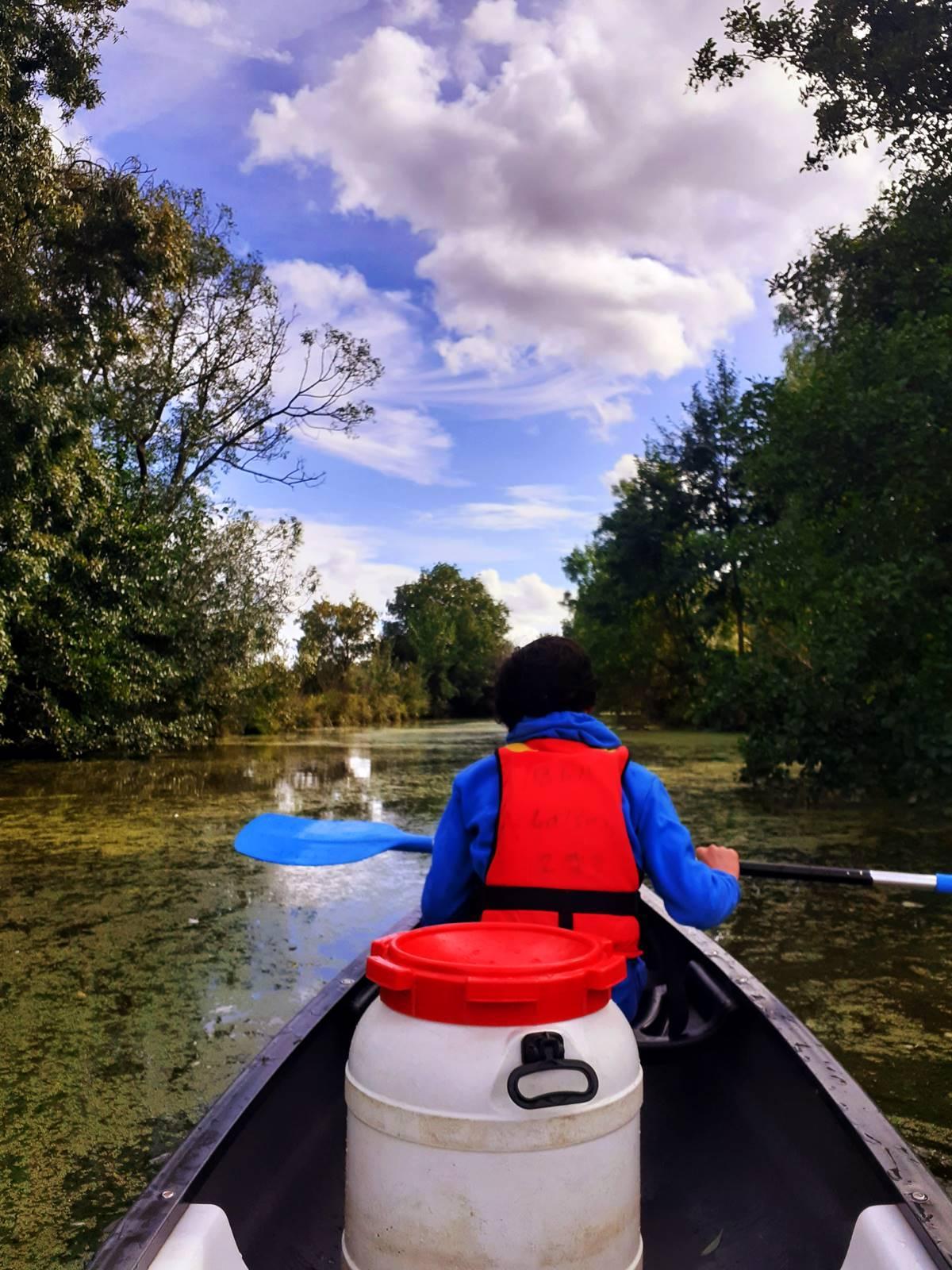 Canoe nort sur erdre loire atlantique20200822 184305