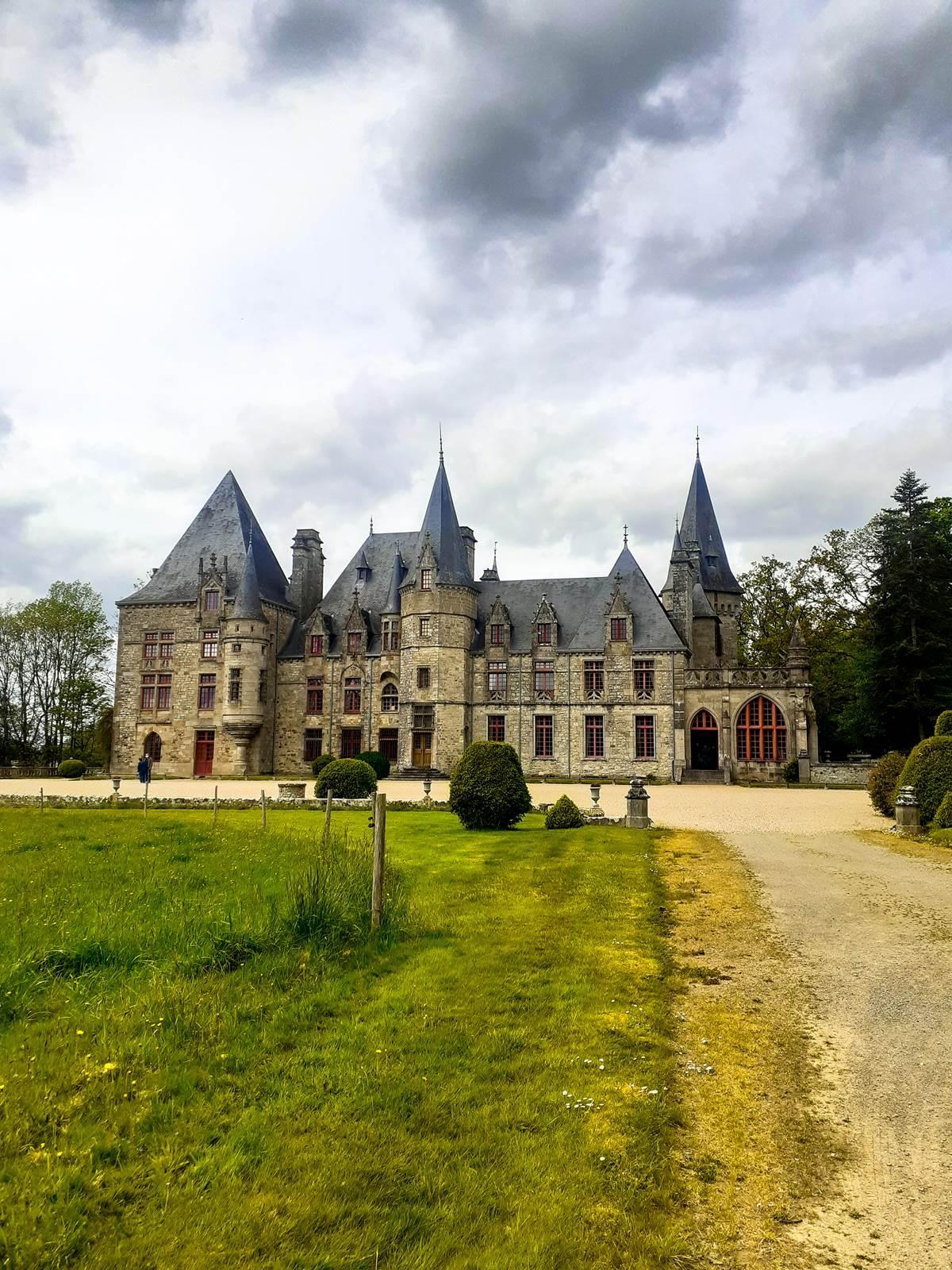 Chateau bois cornille ille et vilaine002