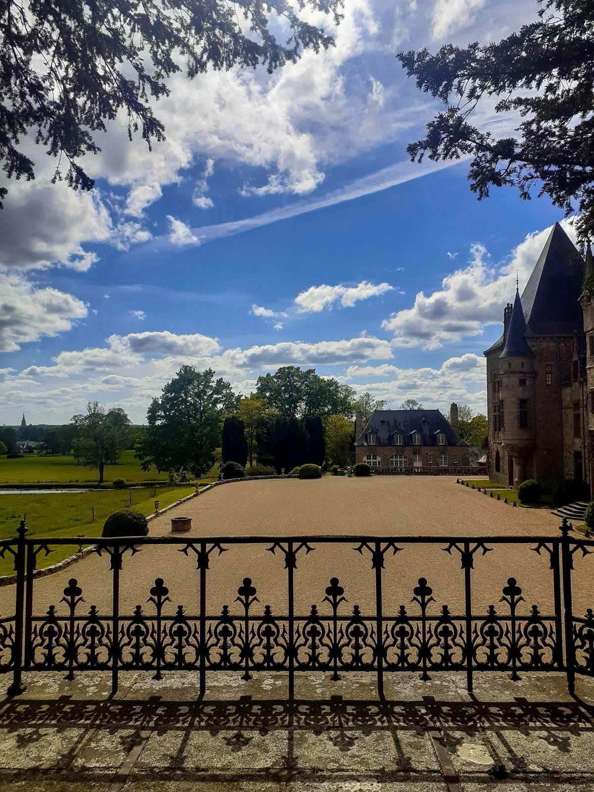 Chateau bois cornille ille et vilaine006