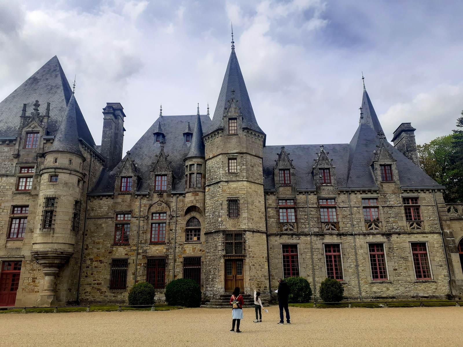 Chateau bois cornille ille et vilaine011