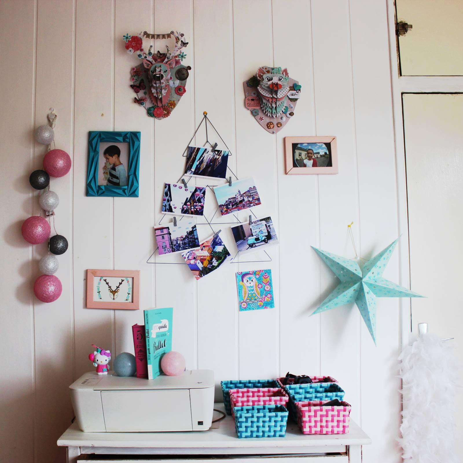 DIY: le début de ma décoration de chambre