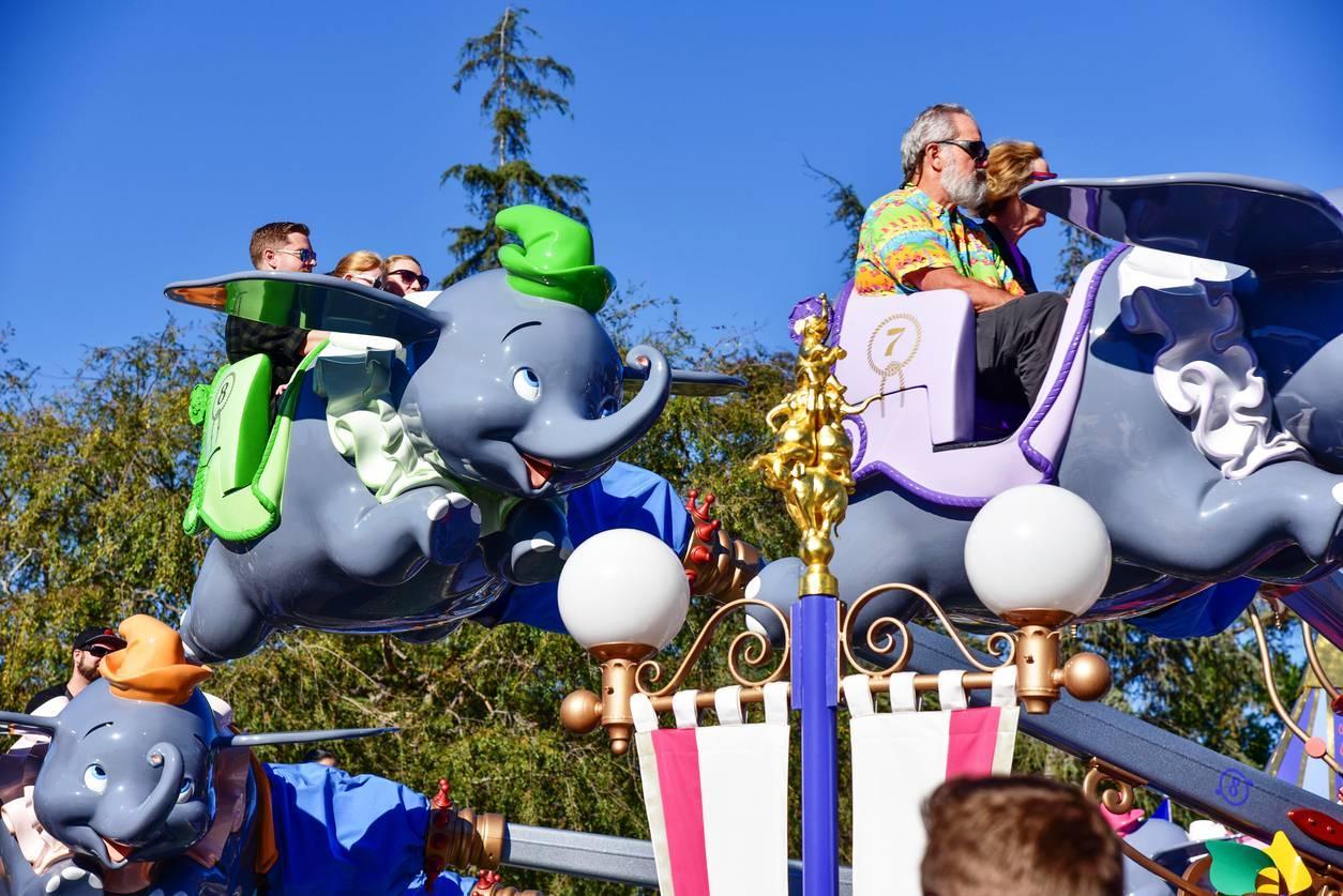 Disneyland enfant