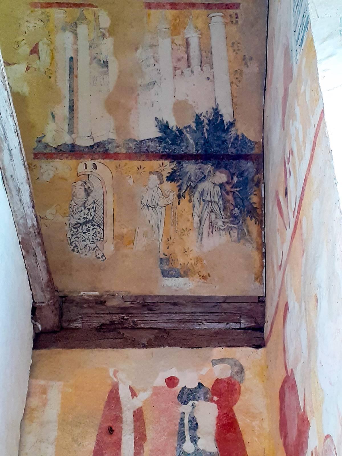 Egleglise du vieux bourg de saint sulpice003