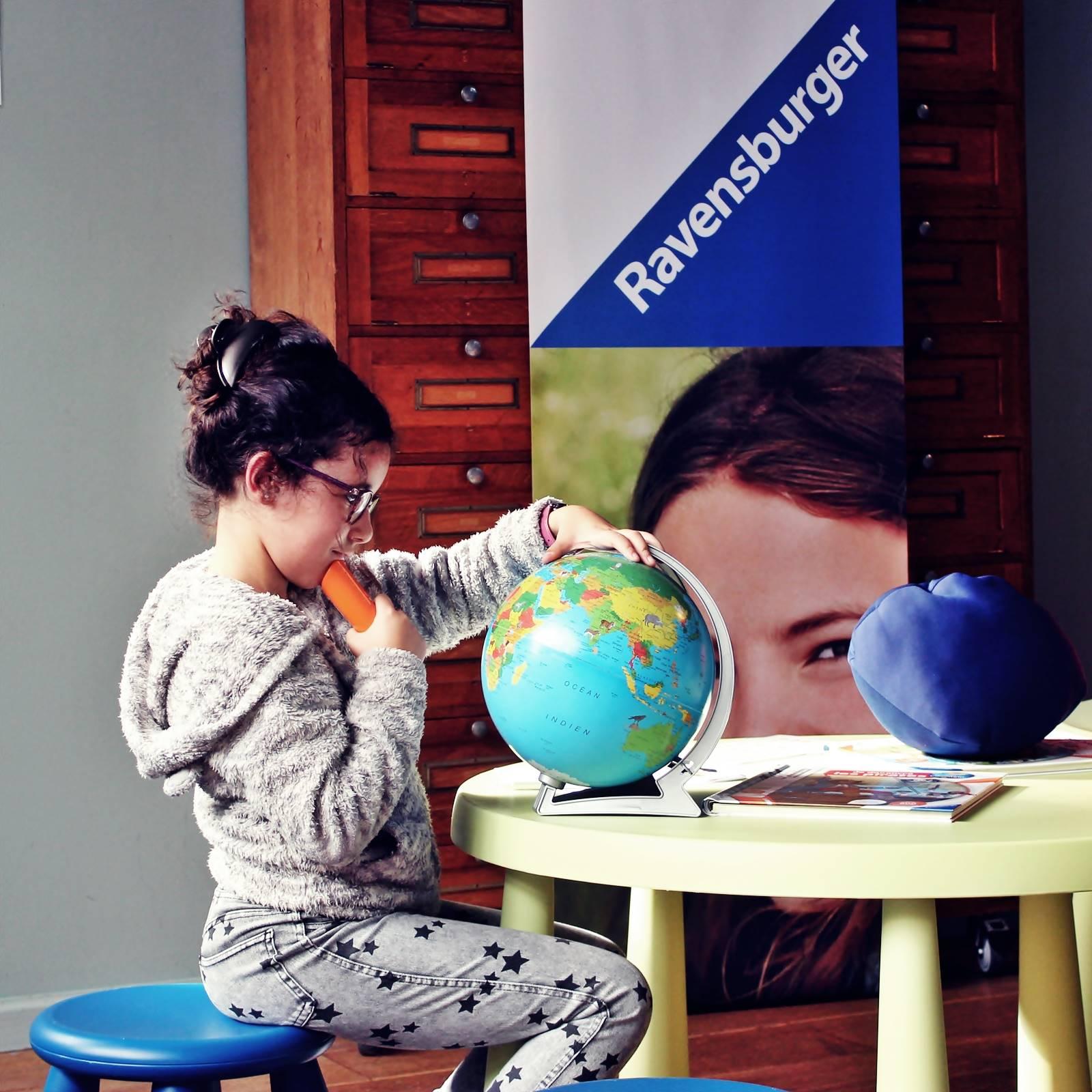 Globe tiptoi ravensburger 1