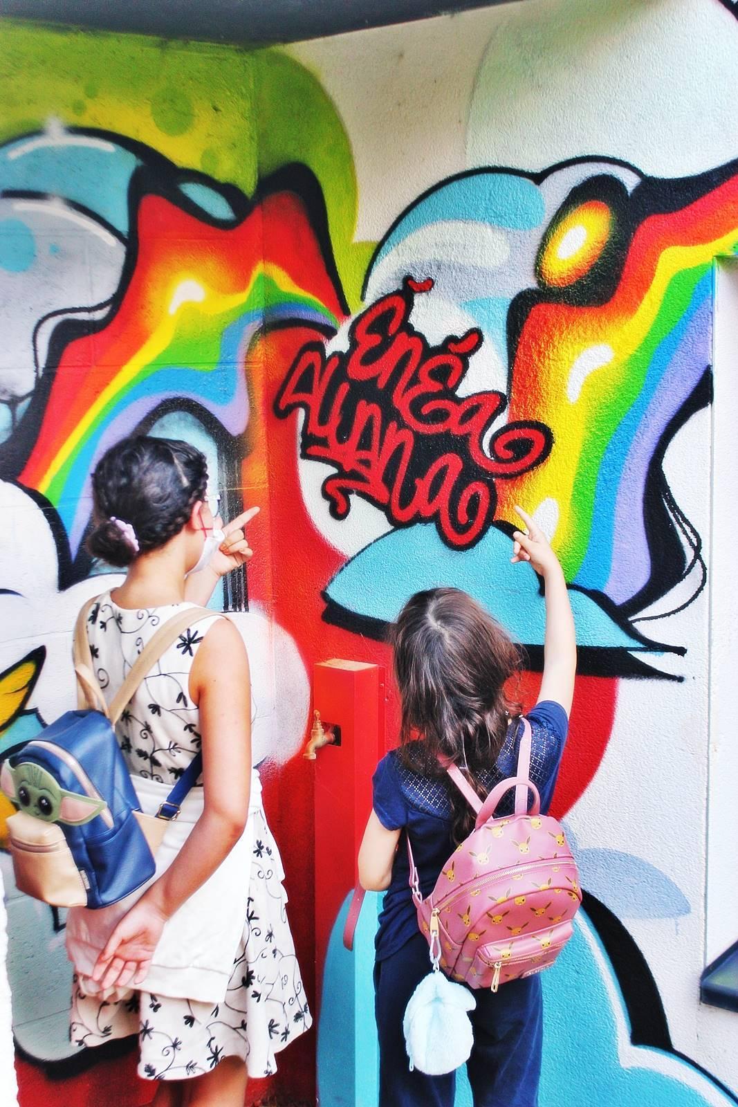 Graffiti abbaretz