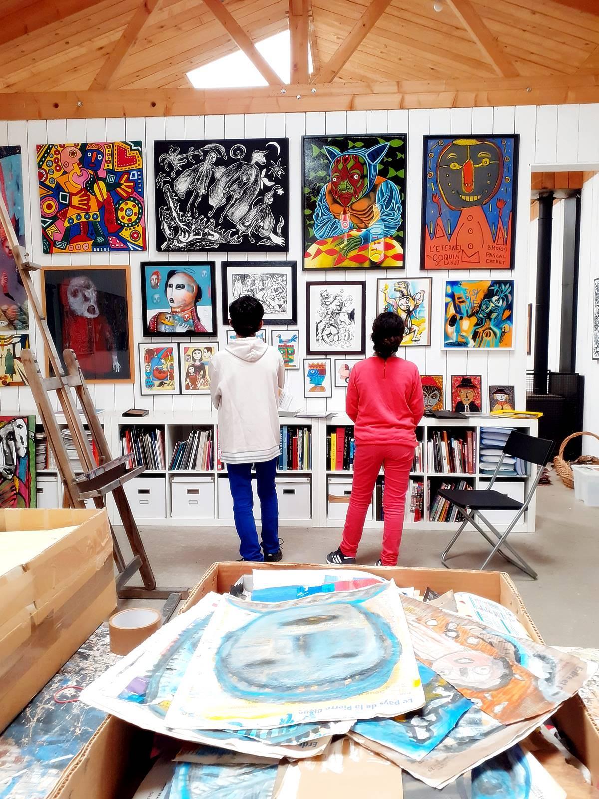 Hang art saffre loire atlantique musee20200613 131709
