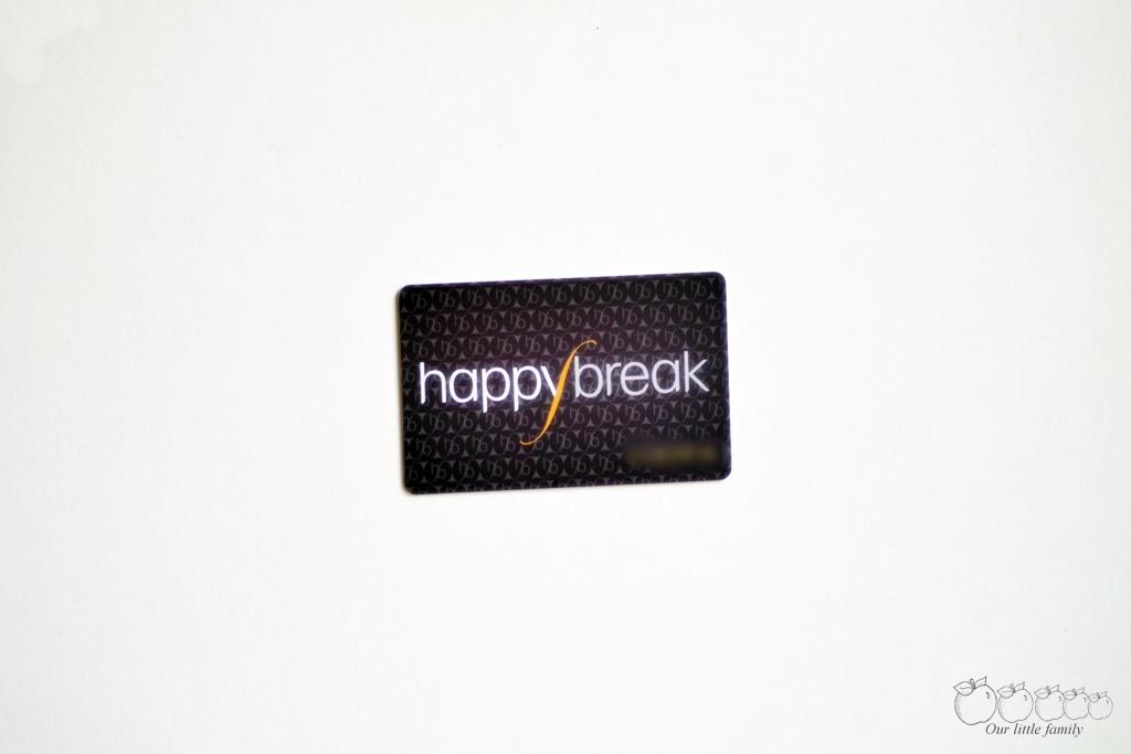 Happy break avis 1