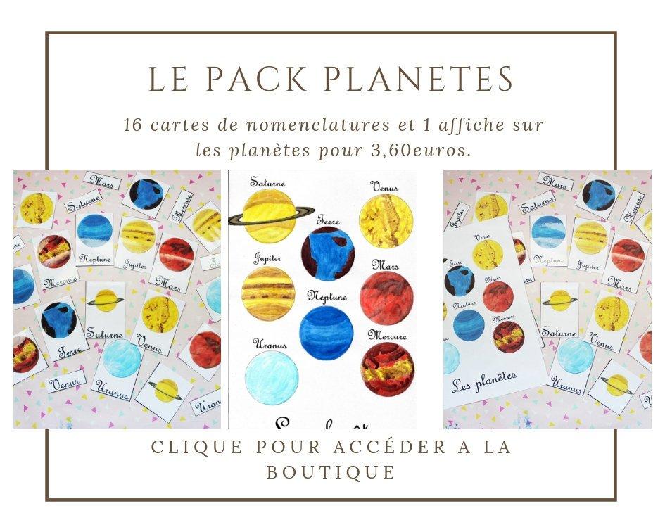 pack planête ief