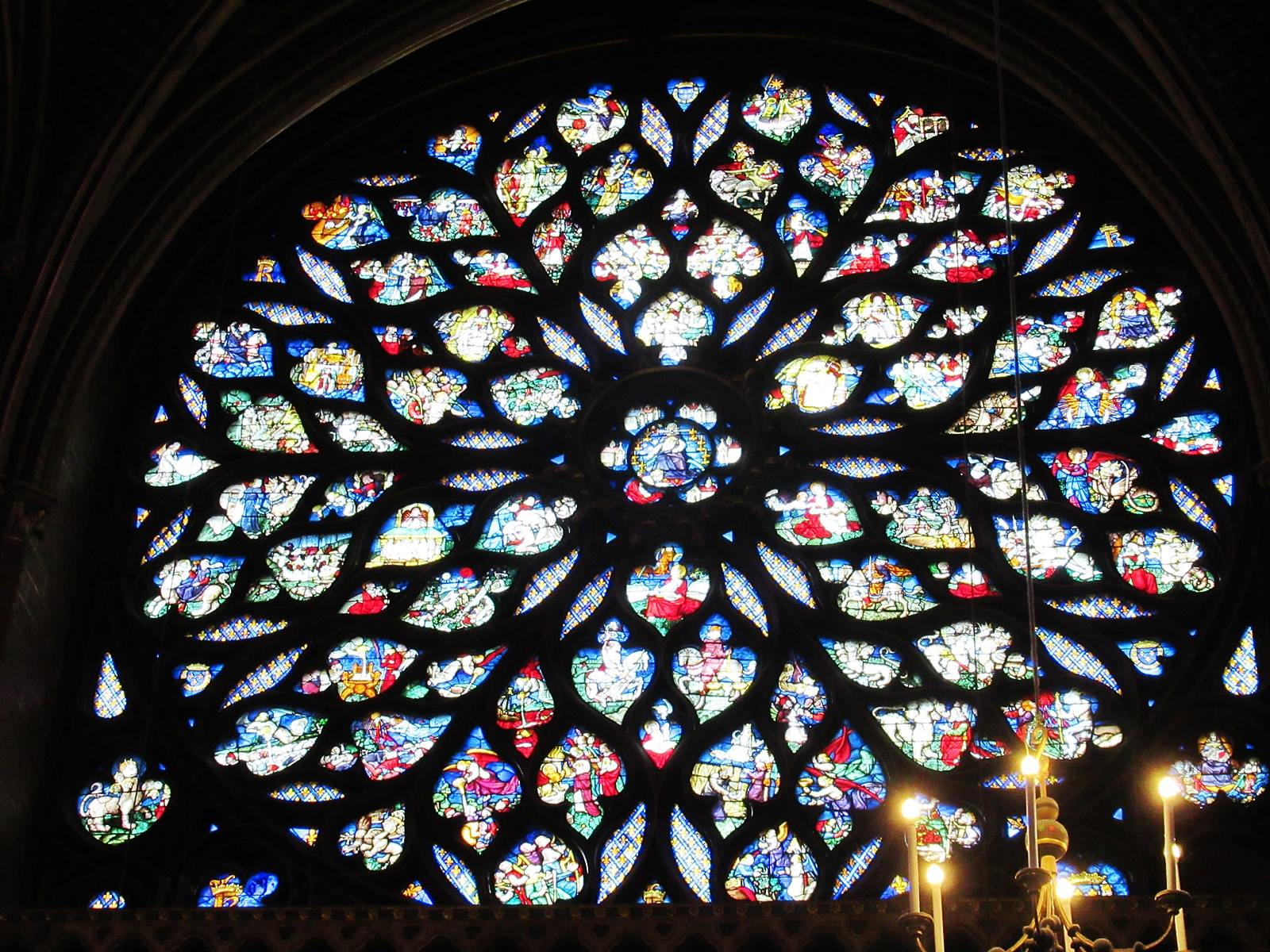 La sainte chapelle paris cite chateletsainte chapelle paris 4