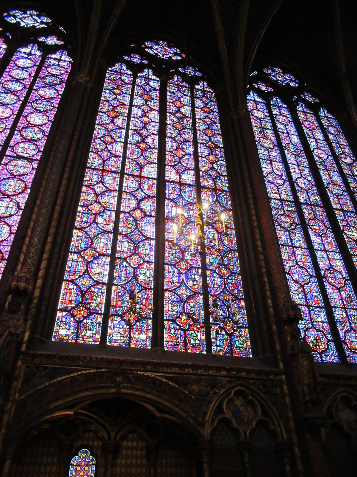 La sainte chapelle paris cite chateletsainte chapelle paris 5