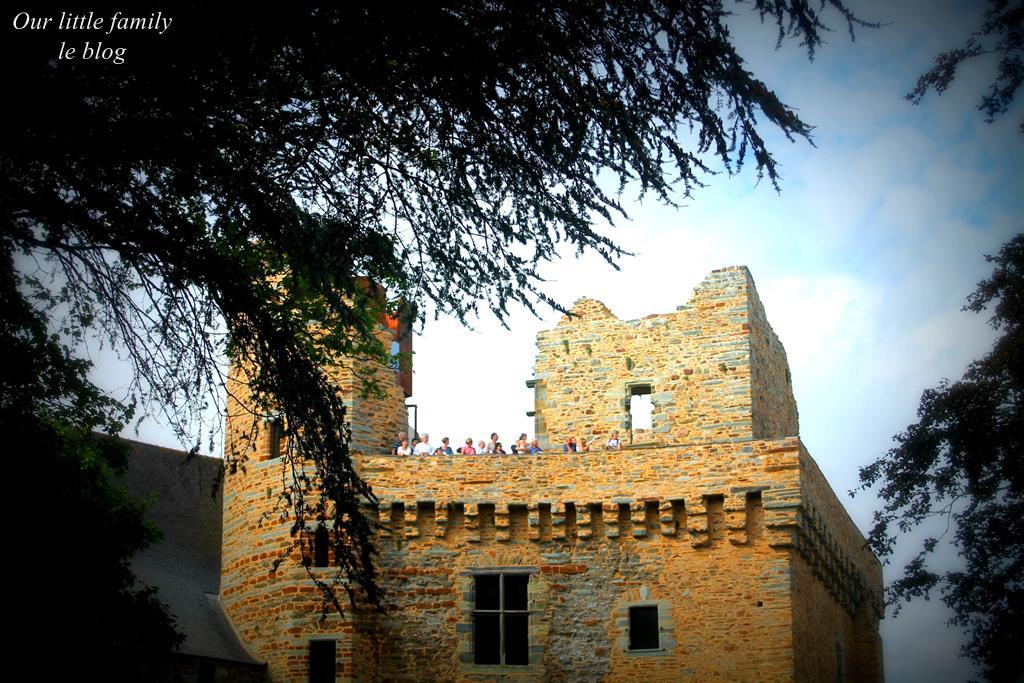 la tour du chateau de brient