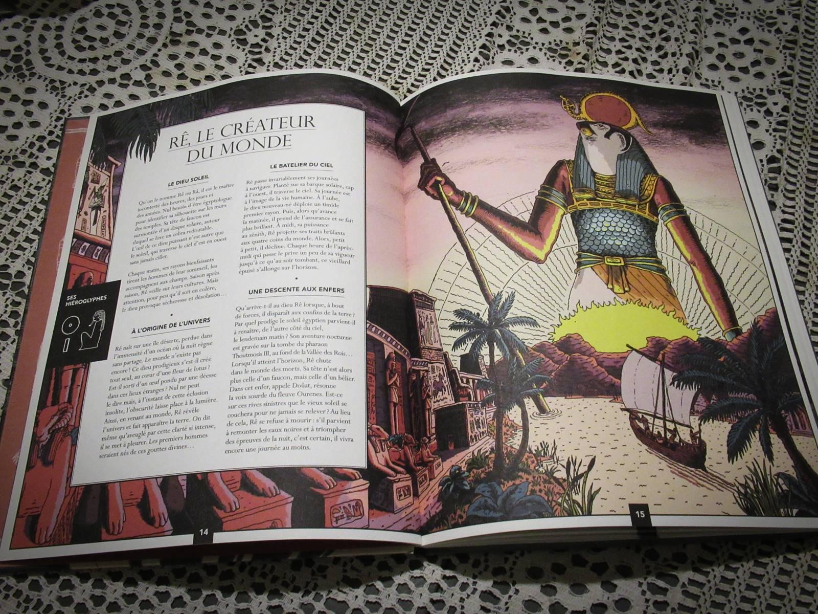 Les dieux de l egypte martiniere 2