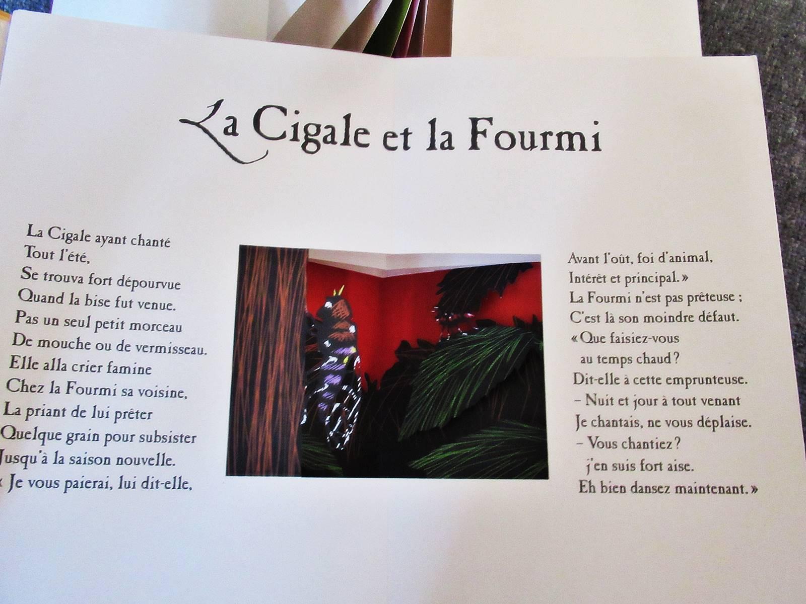Livre fable fontaine dedieu 1